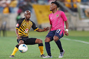 Siphosakhe Ntiya-Ntiya played his first Absa Premiership match during the 1-0 win over Black Leopards.