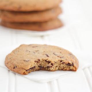 Giant Ad Hoc Chocolate Chip Cookies