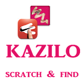 Kazilo | Scratch and Find
