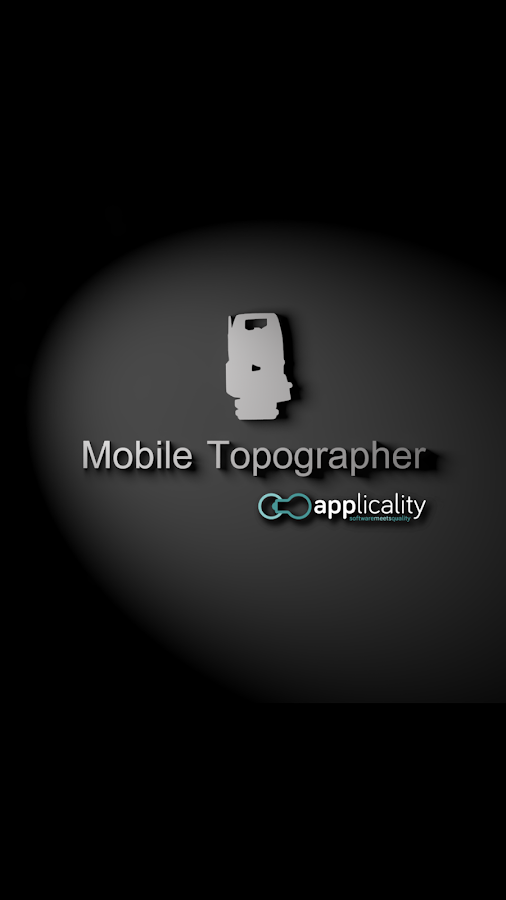Mobile Topographer Free: captura de pantalla