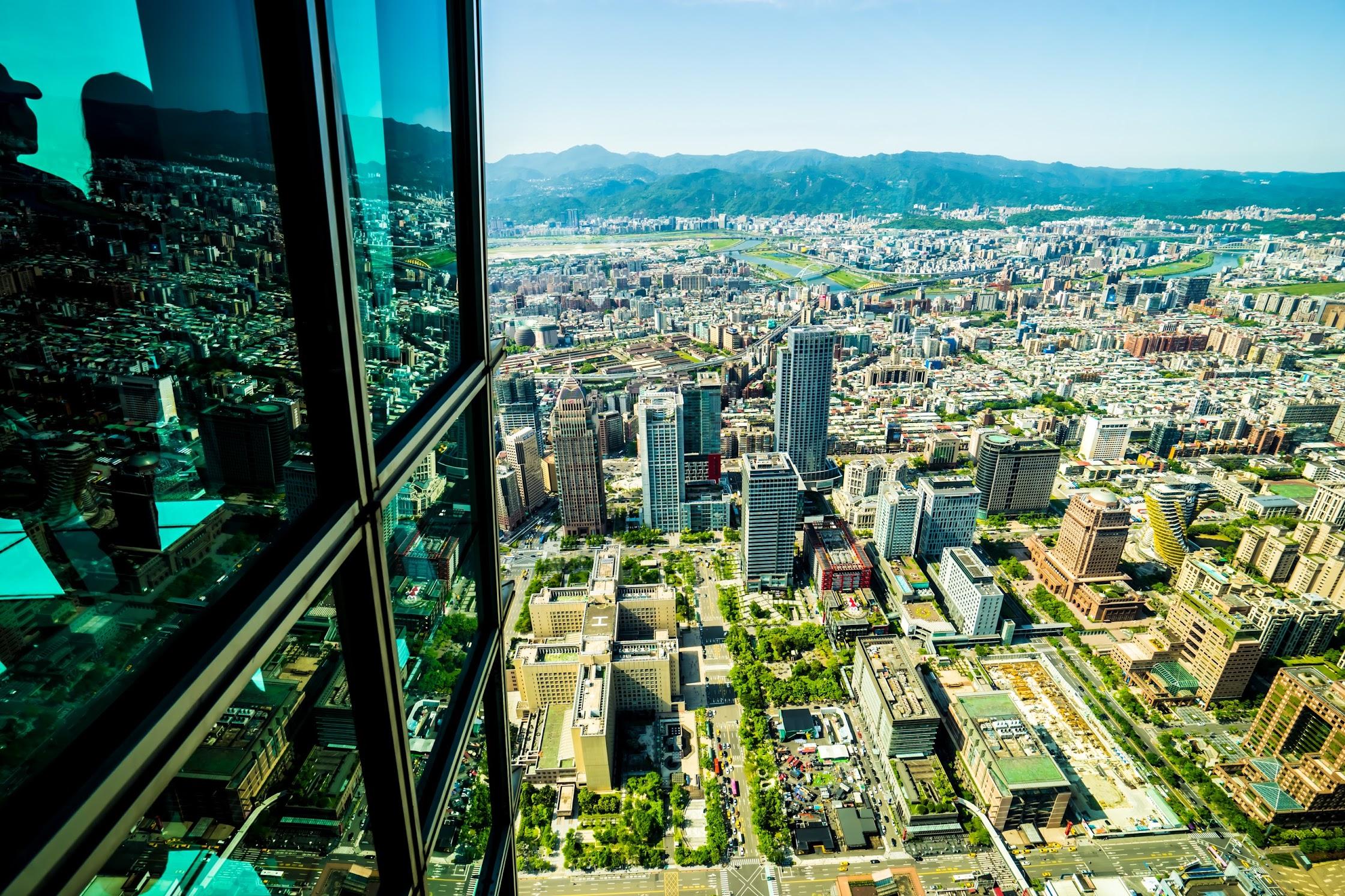 台北101 展望台2