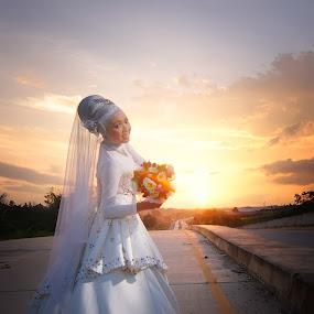 the wedding by Herdi Fikri - People Fashion
