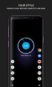 Always on AMOLED | Edge Lighting ? (MOD, Pro) v4.4.5 4