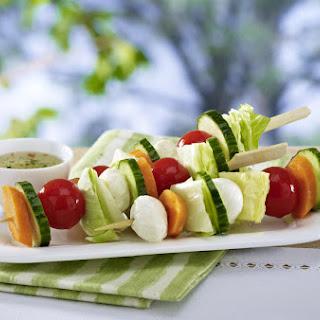 Salad Skewers