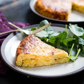 Tortilla Española (Spanish Egg and Potato Omelette)