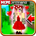 Girlfriend Mod Mod MC Pocket Edition icon