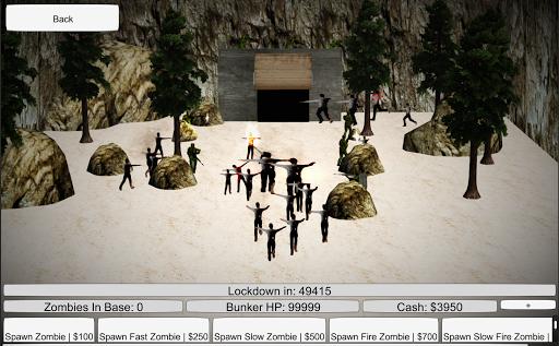 Infected God: Control a Horde screenshot 5