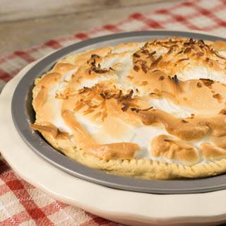 Dreamy Coconut Cream Pie.