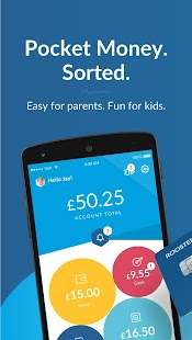 RoosterMoney: Pocket Money App & Debit Card Screenshot