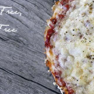 Gluten-Free, Grain-Free Pizza