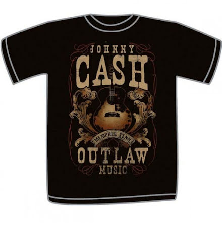 T-Shirt - Outlaw Music