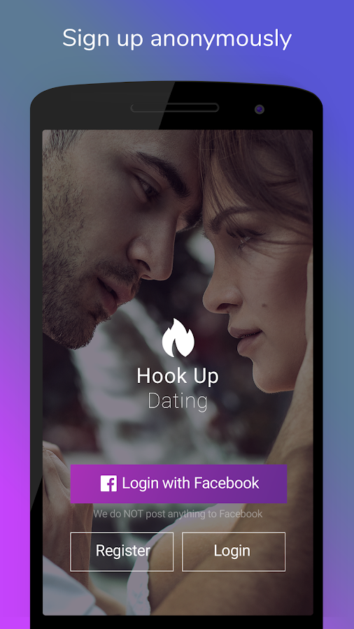 Hook Up Dating - Casual Hookup Dating App FWB- screenshot