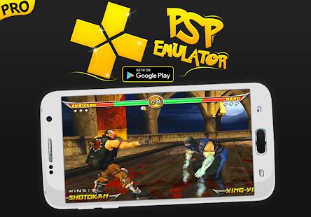 PRO PSP Emulator | Golden PPSSPP 2018 - náhled