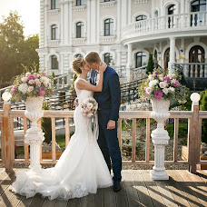 Wedding photographer Aleksey Pupyshev (AlexPu). Photo of 23.09.2017