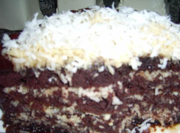 Diane's Mound Cake Recipe