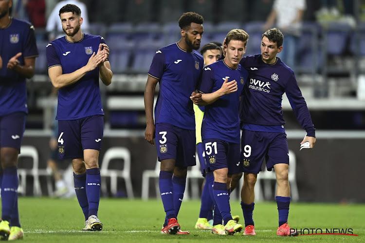 Anderlecht ziet doelpuntenmaker wellicht uitvallen voor trip naar Standard