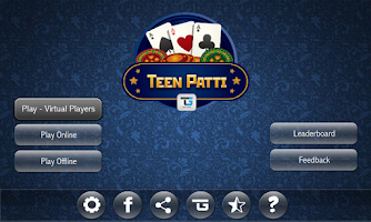 Screenshot of Teen Patti