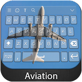 Aviation Keyboard Theme