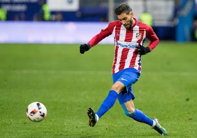 C1: Yannick Carrasco affrontera Leicester, la Juventus face au Barça