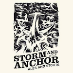 Logo of Storm And Anchor White IPA
