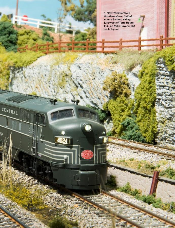 Model Railroader- screenshot