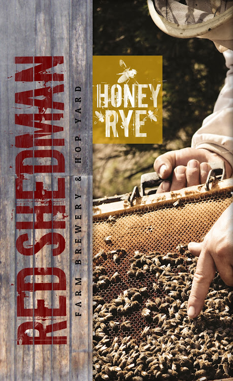 Logo of Red Shedman Honey Rye