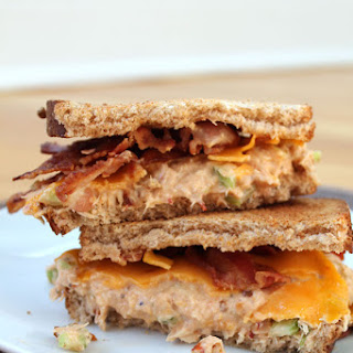 Chipotle Tuna and Bacon Melts