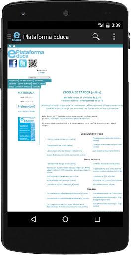 Plataforma Educa