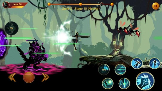 Shadow fighter 2: Shadow & ninja fighting games 5