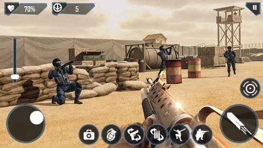 Modern FPS Combat Mission - Counter Terrorist Game 2.8.0 screenshots 1