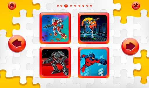 Kids Puzzles for Boys modavailable screenshots 4