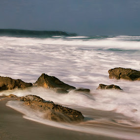 Rye Beach by Amanda Wilson - Landscapes Beaches ( mornington, australia, victoria, beach, rye beach )