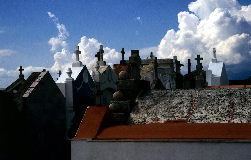Cimitero marino di Bonifacio di benny48
