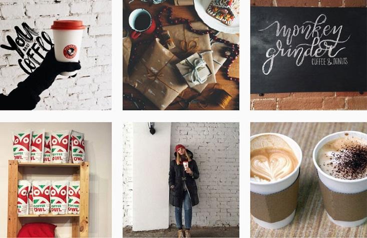 Продвижение бизнеса в Instagram. 8 главных ошибок. Кофе
