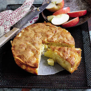 South African Apple Cake.
