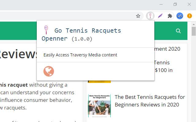 Tennis Racquets Launcher