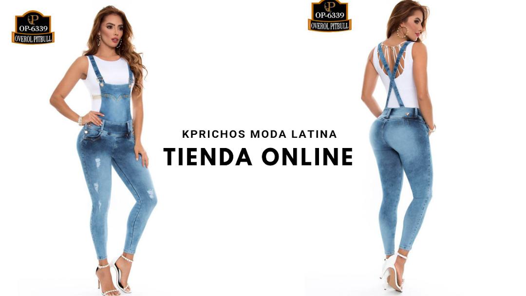 816a0e724 Kprichos Moda Latina - Tienda de online de ropa colombiana