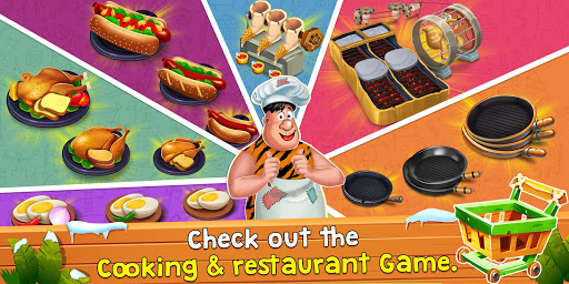 Télécharger Gratuit Ice Cooking Adventure : jeu de chef de restaurant APK MOD (Astuce) screenshots 2