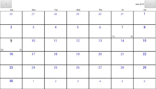Diary Notes Multimedia screenshot 15