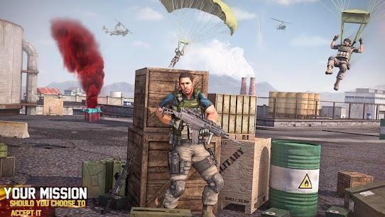 FPS Encounter Shooting 2020: New Shooting Games 8