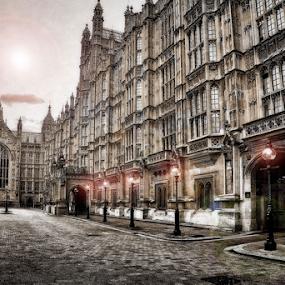 London by Roni Bit - Buildings & Architecture Office Buildings & Hotels ( london, roni )