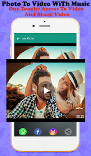 Photo To Video WiTh Music - náhled