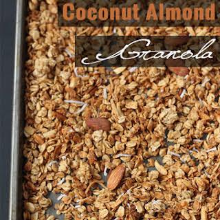 Coconut Almond Granola.