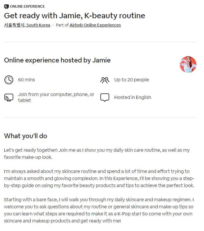 jamie airbnb