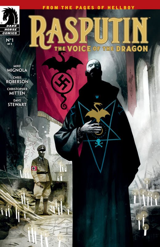 Rasputin: The Voice of the Dragon (2017) - complete