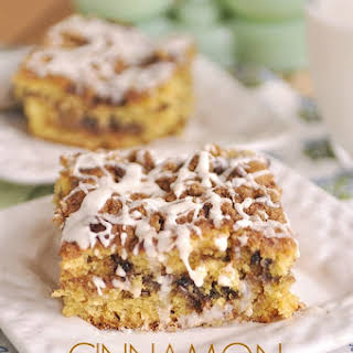 Cinnamon Coffee Cake.