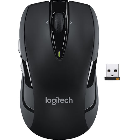 Mus Logitech M545 Wireless sv.