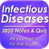 Infectious diseases 3800 Quiz