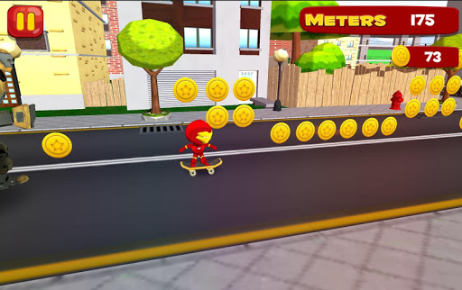 Skater Boy Epic Heroes 1.4 screenshots 6