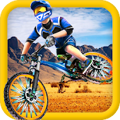 Mountain Racing Moto Game